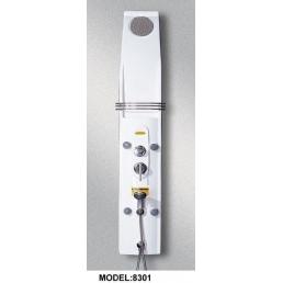 Panel de dus model 8301