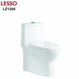 Set wc CERAMIC compact LESSO- LZ 1206