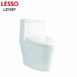 Set wc CERAMIC compact LESSO- LZ 1207