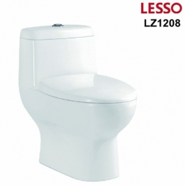 Set wc CERAMIC compact LESSO- LZ 1208
