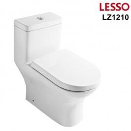 Set wc CERAMIC compact LESSO-LZ 1210