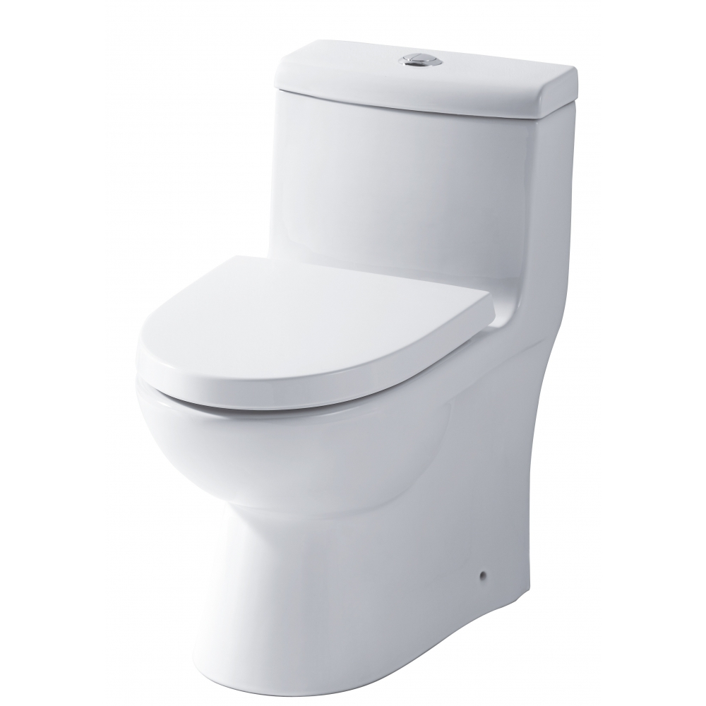 Set wc CERAMIC compact LESSO-LZ 1230