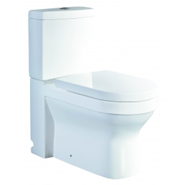Set wc CERAMIC compact EAGO WA101S/SA1010