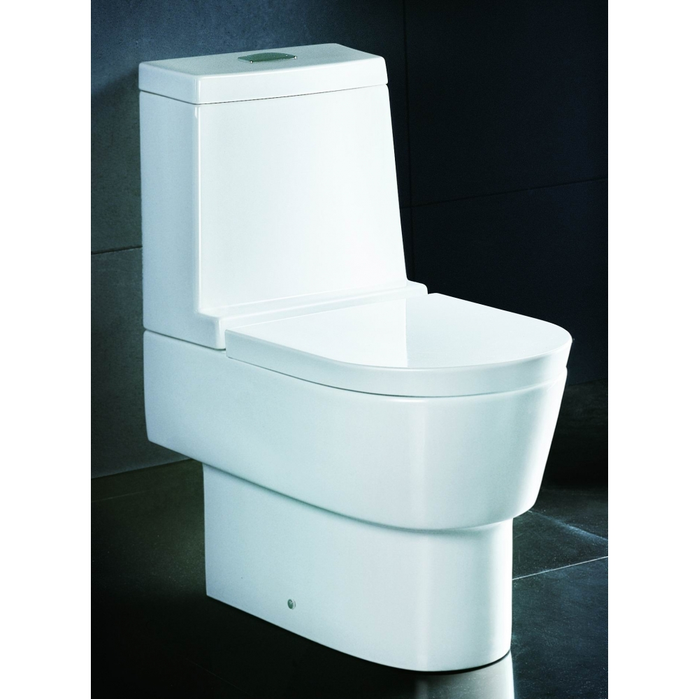 Set wc CERAMIC compact EAGO WA332