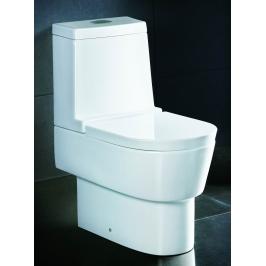 Set wc CERAMIC compact EAGO WA332