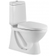 Set wc CERAMIC compact LESSO-LZ 1601