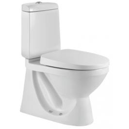 Set wc CERAMIC compact LESSO-LZ 1601