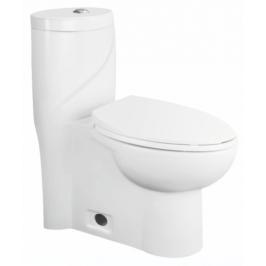 Set wc CERAMIC compact LESSO- LZ 1216