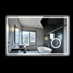 Oglinda de baie MM48-NM