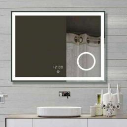 Oglinda de baie cu dezaburire