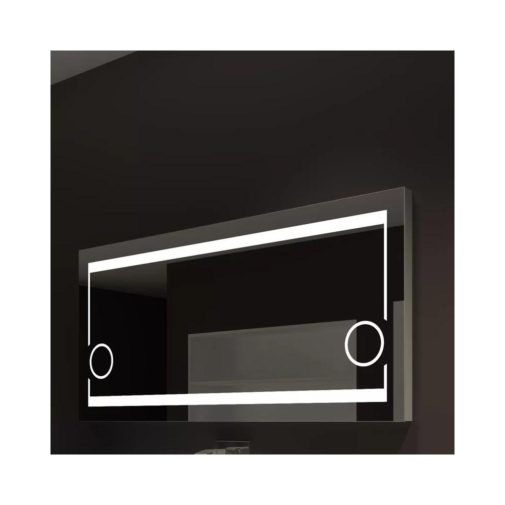 Oglinda de baie cu dezaburire 1200x80